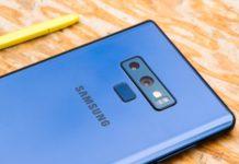 Galaxy Note 9 kamera sorunu
