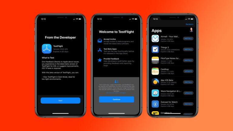 iOS uygulamaları Beta şekilde nasıl kullanılır?