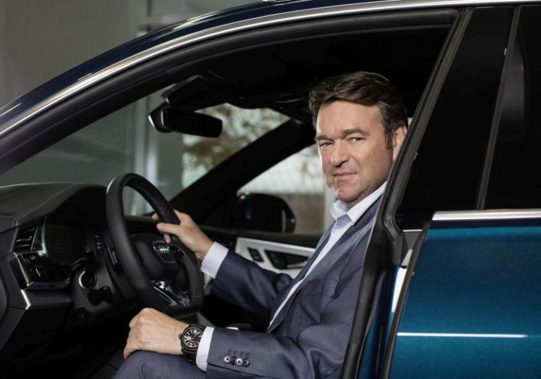 Bram Schot kalıcı olarak Audi CEO'luğuna getirildi!