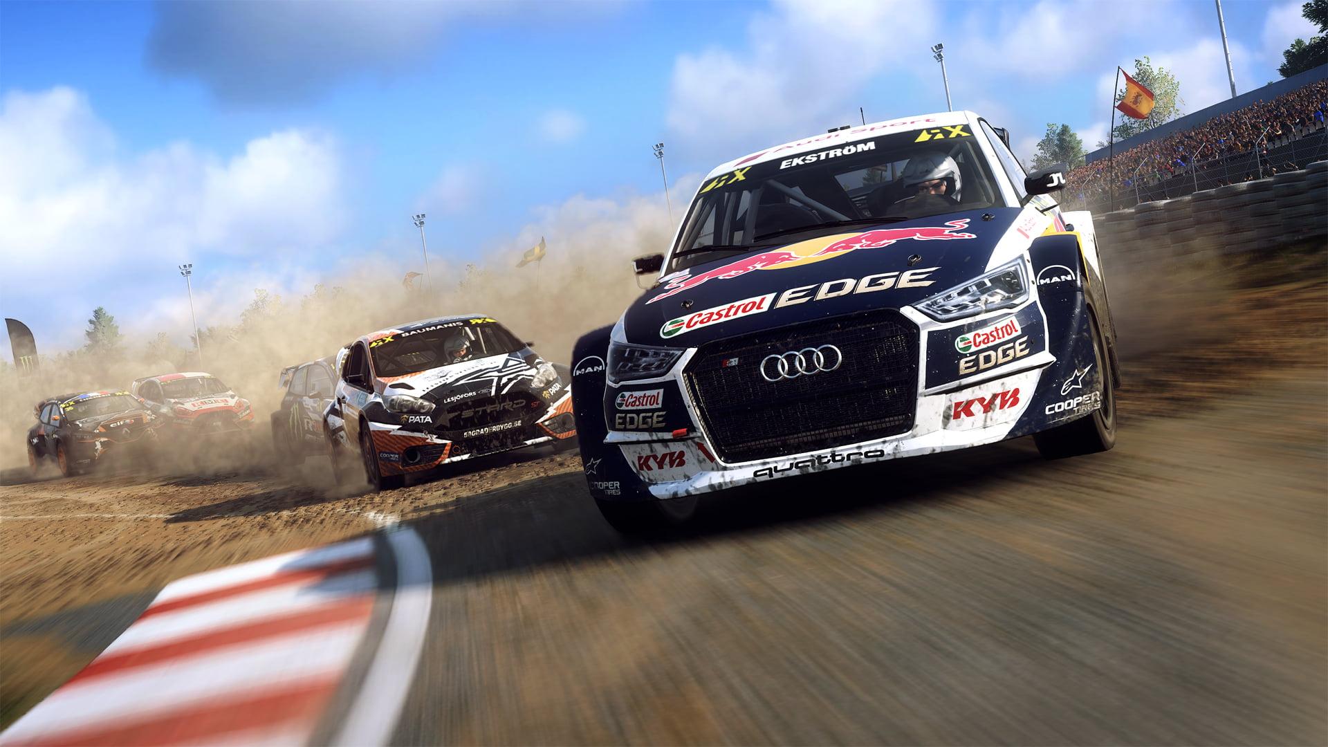 DiRT Rally 2.0 için yeni ekran görüntüleri!