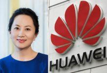 Huawei CFO'su