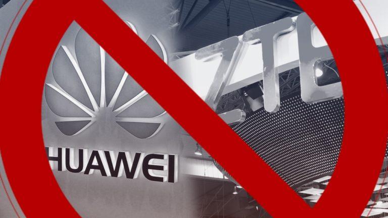 Amerika'dan Huawei ve ZTE için yeni engelleme girişimi!