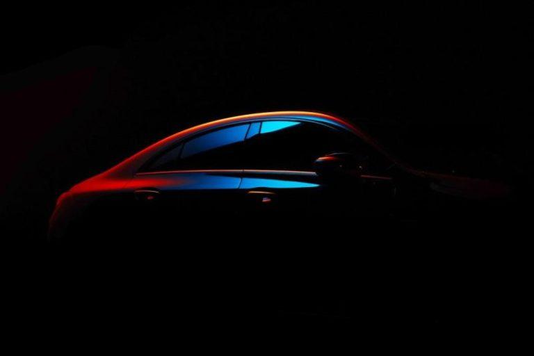 İkinci nesil Mercedes-Benz CLA için ilk teaser geldi!