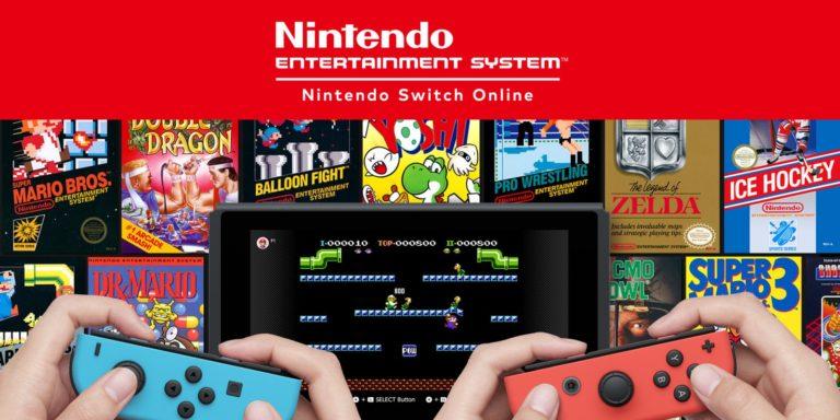 Nintendo Switch'in NES uygulaması güncellendi!