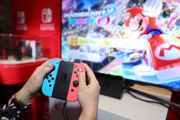 Nintendo Switch oyunları indirime girdi