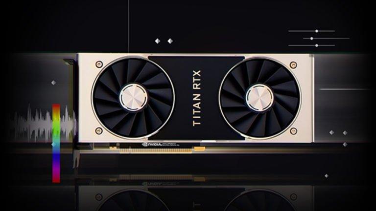 Nvidia Titan RTX oyunlarda kaç FPS sunuyor?