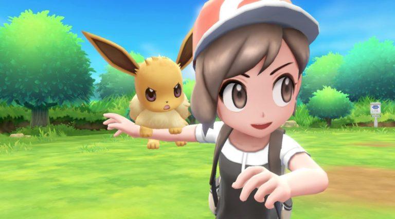Pokemon Let's Go için güncelleme yolda!
