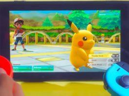 Pokemon Let's Go Pikachu incelemesi