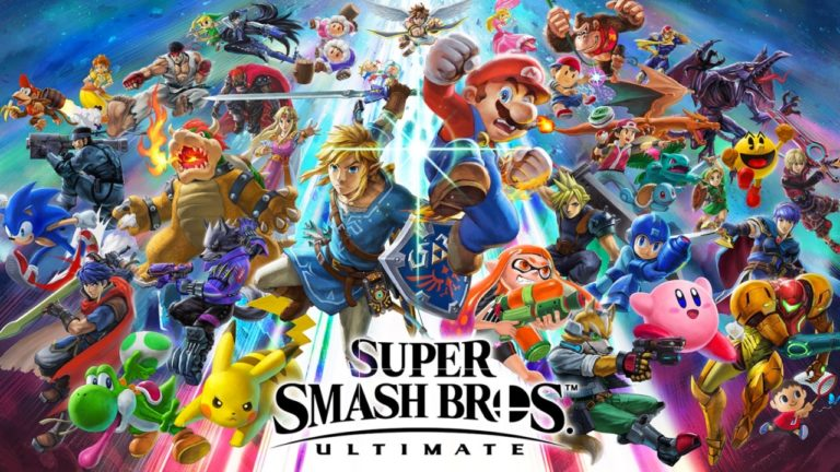Super Smash Bros. Ultimate rehberi
