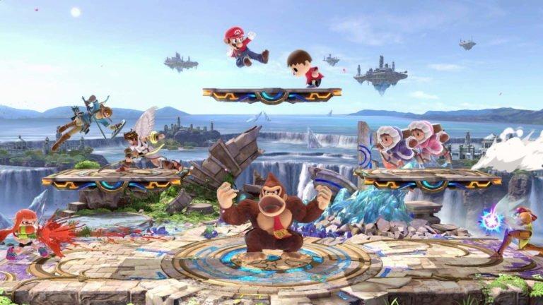 Super Smash Bros. Ultimate inceleme puanları açıklandı!