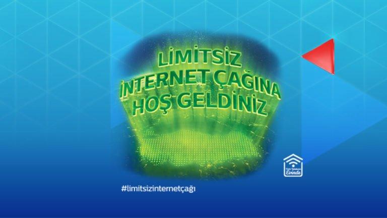 Türk Telekom kotasız tarifeleri ile karşımızda! İşte fiyatları!