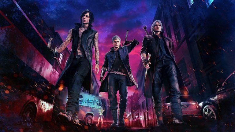 Devil May Cry 5 demosu yayınlandı!