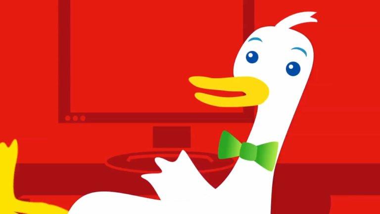Google Duck.com'u rakibine sattı!