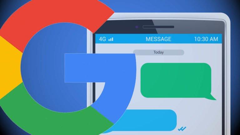 Google Mesajlar uygulamasını evrensel yapmaya hazırlanıyor!
