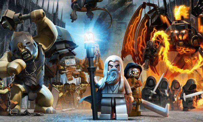 LEGO The Lord of the Rings kısa süreliğine ücretsiz oldu!