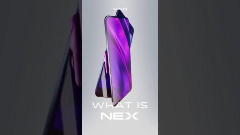 Çift ekranlı Vivo NEX 2 için ilk tanıtım videosu yayınlandı