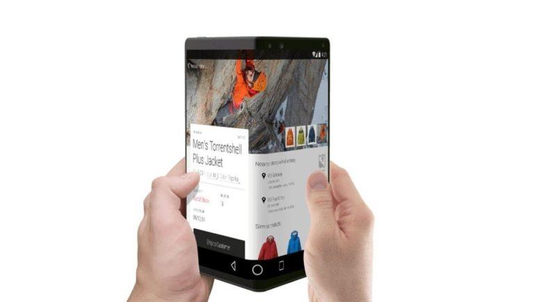 LG katlanabilir telefon için kolları sıvadı!