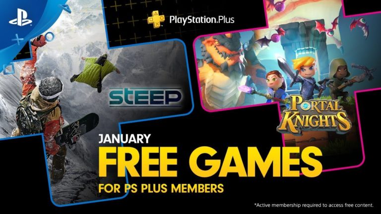 PlayStation Plus Ocak 2019 oyunları açıklandı