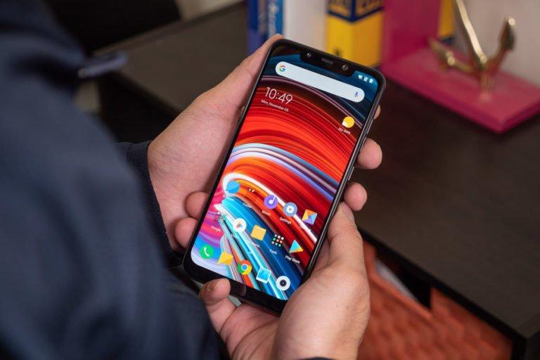 Xiaomi Poco F2 Pro için güncelleme zamanı