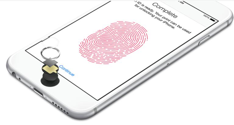 Touch ID geri mi dönüyor?