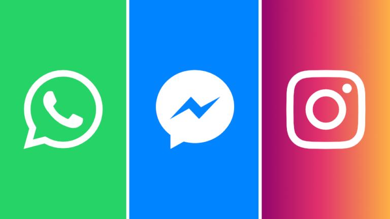 Facebook Messenger, WhatsApp ve Instagram'ı birleştirecek!