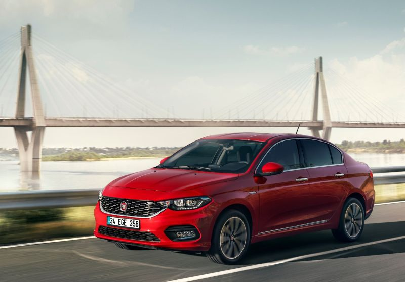 Eylül Fiat Egea Sedan fiyatları