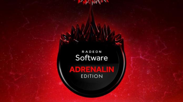 AMDRadeon Software Adrenalin 2019 Edition 19.1.1