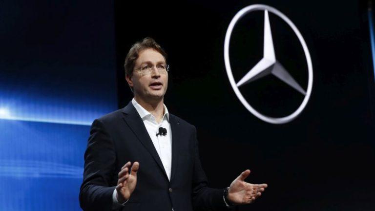 Daimler AG tüm rakiplerine yeşil ışık yaktı!