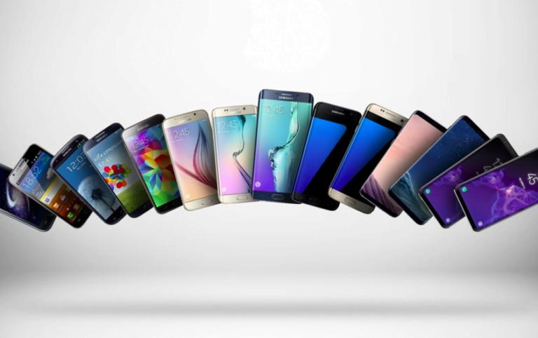 Dünden bugüne Galaxy S modelleri (Galaxy S – Galaxy S10)