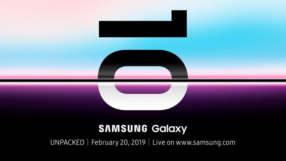 Galaxy S10 tanıtım tarihi