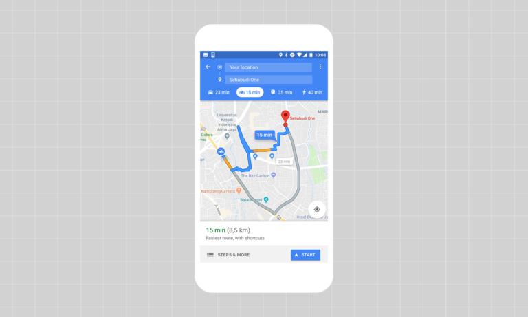 Google Haritalar yeni özellikler ile güncellendi!