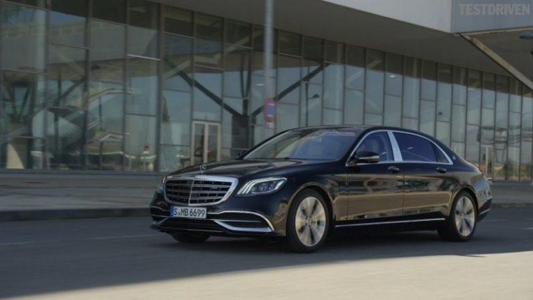 Mercedes-Benz 2018'in en büyük premium otomobil markası oldu!
