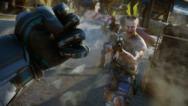 RAGE 2 için yeni ekran görüntüleri yayınlandı