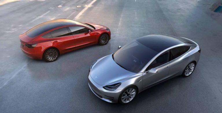 Tesla Model 3 Avrupa'da satış için resmen onay aldı!