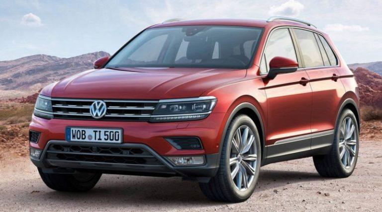 Sıfır Volkswagen Tiguan fiyatları az da olsa düştü!