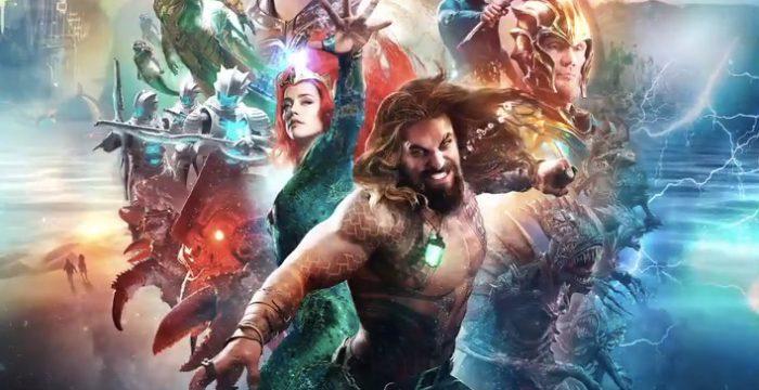 Aquaman 1 milyar dolar barajını aşmayı başardı!