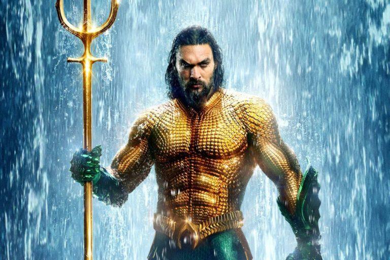 Aquaman en çok izlenen DC filmi oldu