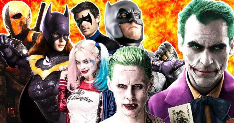 En çok izlenen DC filmleri