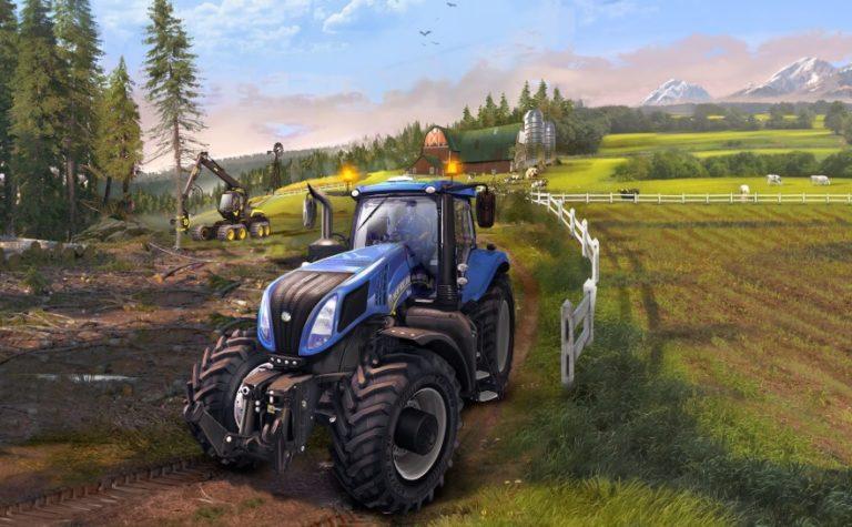 1.5 milyon TL'lik tarım simülasyonu yarışması başladı
