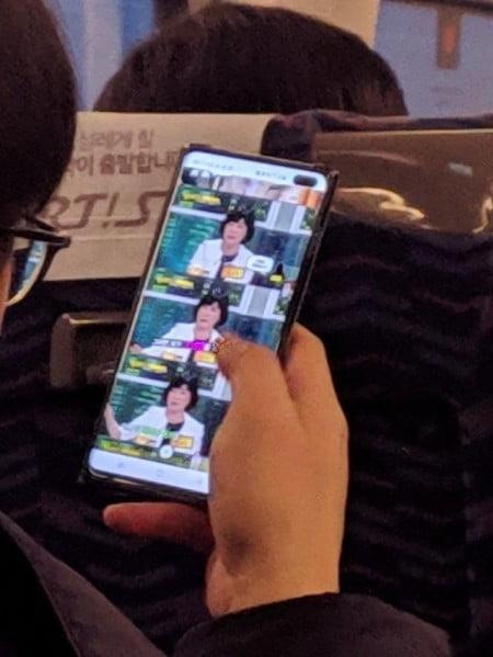Galaxy S10+ canlı canlı görüntülendi!