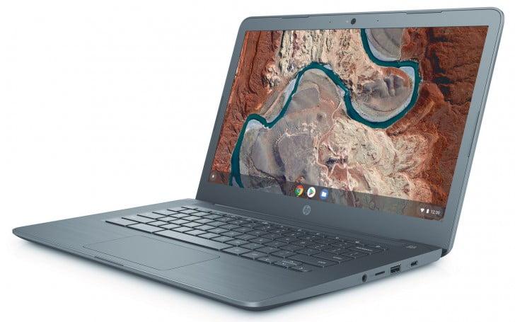 HP, AMD destekli ilk Chromebook modelini tanıttı