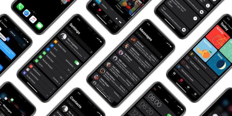 iOS 13 ile karanlık mod gelebilir!