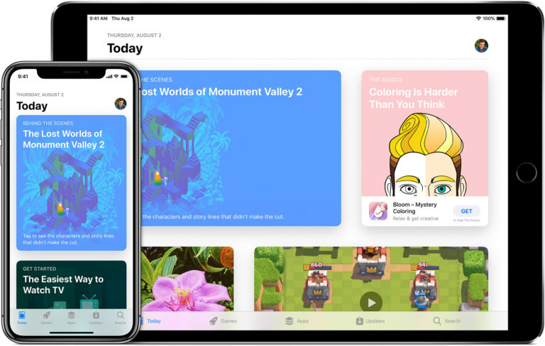 Apple App Store ile 2019'a rekorla girdi!