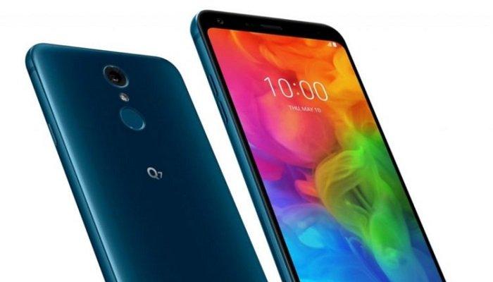 Snapdragon 821 ile çalışan LG Q9 tanıtıldı!