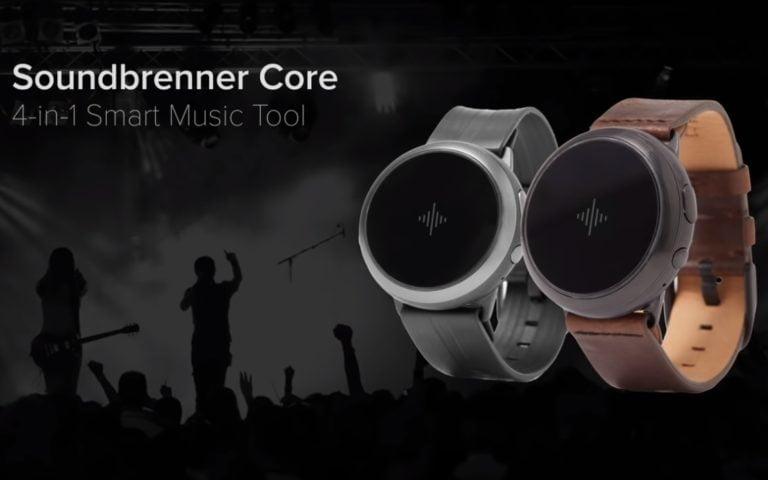 Bu akıllı saat tam da müzisyenler için: Soundbrenner Core