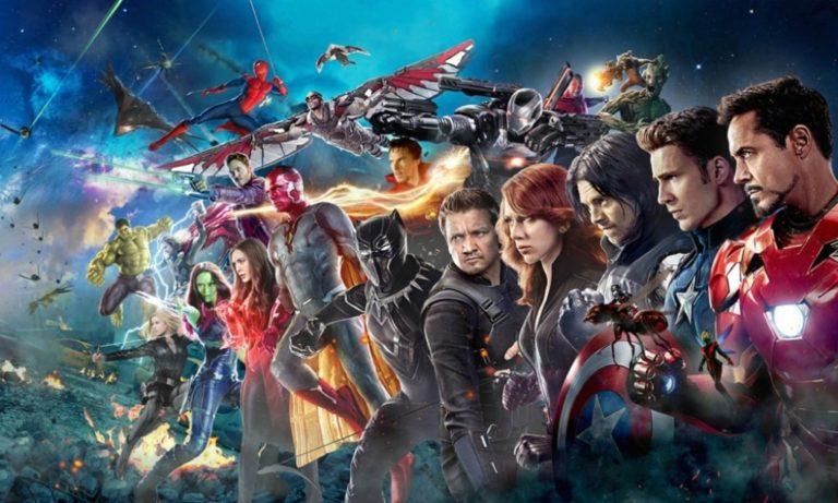 En çok izlenen Marvel filmleri