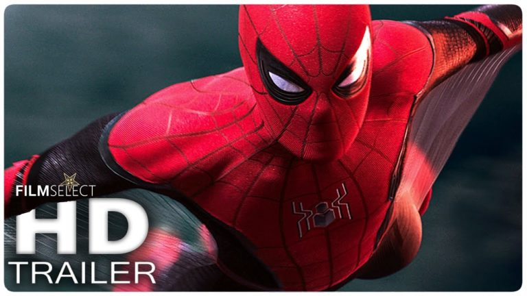 Spider-Man Far From Home için ilk trailer!