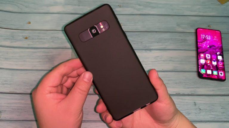 Galaxy S10+ boyut olarak selefi ile aynı seviyede