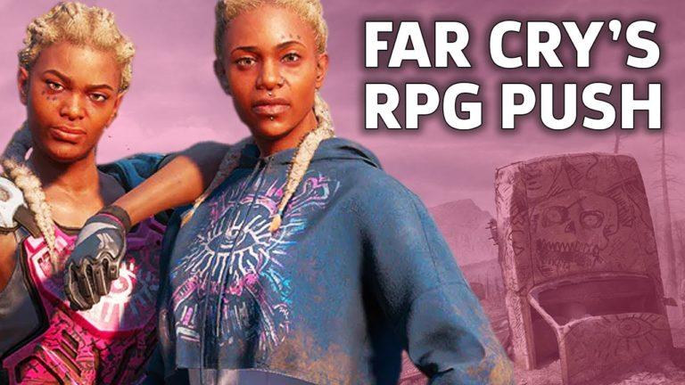 Far Cry New Dawn için 4 yeni video yayınlandı