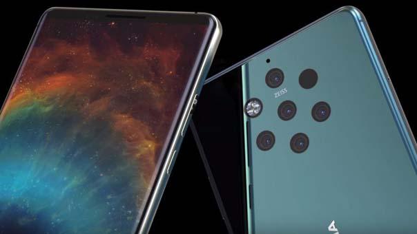 Nokia 9 PureView, heyecan verici özelliklerle geliyor